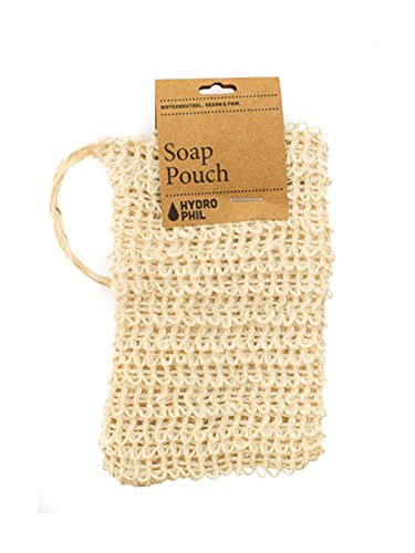 Hydrophil Soap Pouch - Sisal Bag