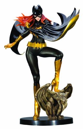 Kotobukiya - DC COMICS BATGIRL BLACK COSTUME BISHOUJO...