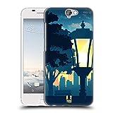 Head Case Designs Park Sonnenuntergang Sammlung Ruckseite Hülle für HTC One A9