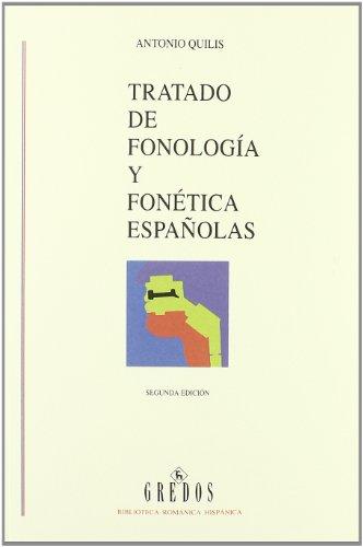Tratado De Fonología Y Fonética Españolas (VARIOS GREDOS)