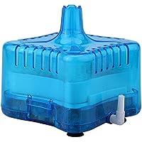 Blu Serbatoio Super-Pneumatico Biochimico Carbone Attivo Filtro Acquario