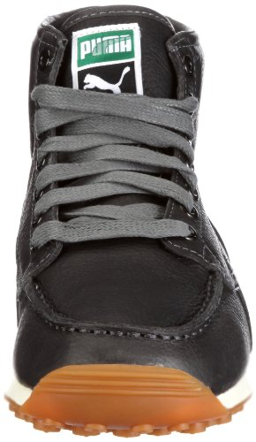 Puma Easy Wing L Mashup, basket homme Noir - Schwarz/steel grey