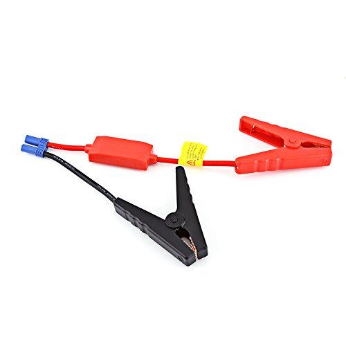 Qiilu Booster Kabel Für Autobatterie Verbindung Jumper Jump Start Verhindern Reverse Charge Booster Jumper-kabel