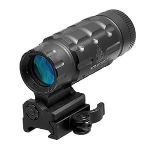UTG triple zoom vergrößerer hits booster pour lunette de visée-lunette de visée-flip-to-side qD 21 mm (noir, sCP-mF3WQS