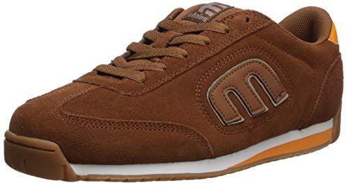 Etnies Lo Cut II LS Shoes 47 EU Brown Orange