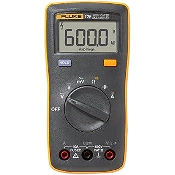 Fluke 106 Palm Sized Digital Multimeter