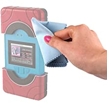 Gamuza Limpiadora Para Pokemon Pokedex Tomy - Ideal Para Mantener La Pantalla Intacta - DURAGADGET