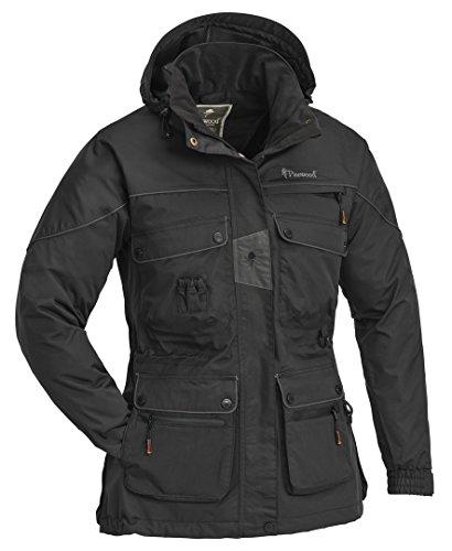 Pinewood 3080 New Jacke Dog Sports Damen schwarz (415) M