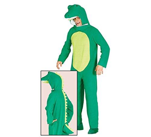 eptil Kostüm für Herren Tierkostüm Halloween Dino Gr. M - L, Größe:M ()