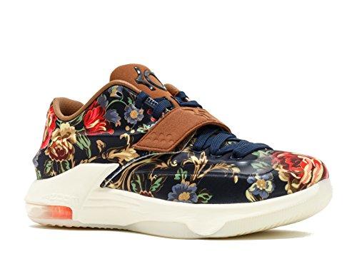 Nike KD 7 EXT Floral QS - 726438-400 - Size 11 - (Nike 7 Schuhe Herren Kd)