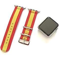 Correa para Apple Watch Nylon NATO Bandera España