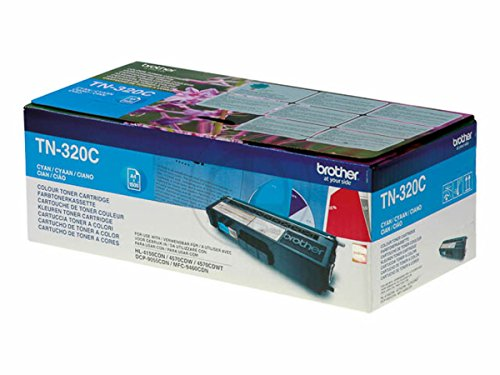 Brother MFC-9970 CDW (TN-320 C) - original - Toner cyan - 1.500 Seiten (Brother Mfc 9970-toner)