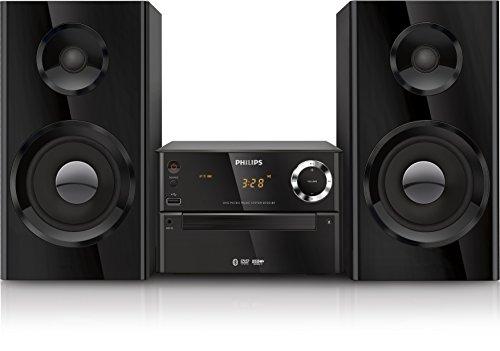 Philips btd2180/12 sistema musicale micro chain con bluetooth dolby digital sound e funzione karaoke