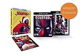 Deadpool 1&2 4K UHD Christmas Edition [2018] [Region Free] [Blu-ray]