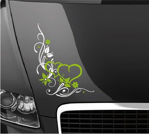 dd-300314-fiori-viticci-doppio-cuore-38-x-47-cm-bianco-verde-mela-adesivo-per-auto-car-vinile