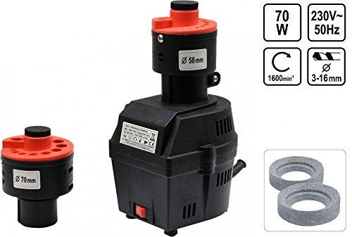 Affûteuse pour affûteuse de forets Meule Foret Ponceuse 70W 3-16mm