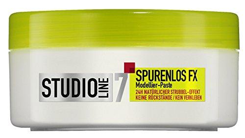 L'Oréal Paris Studio Line Haar-Creme Spurenlos FX Modellier-Paste / Haar-Paste mit Strubbel-Effekt,...
