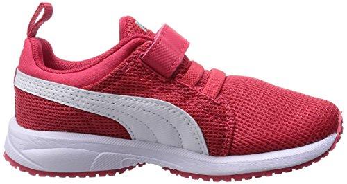 Zapatos Rojos De Puma Carson