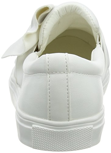 Spot On F80216, Sandali Donna Bianco (white)