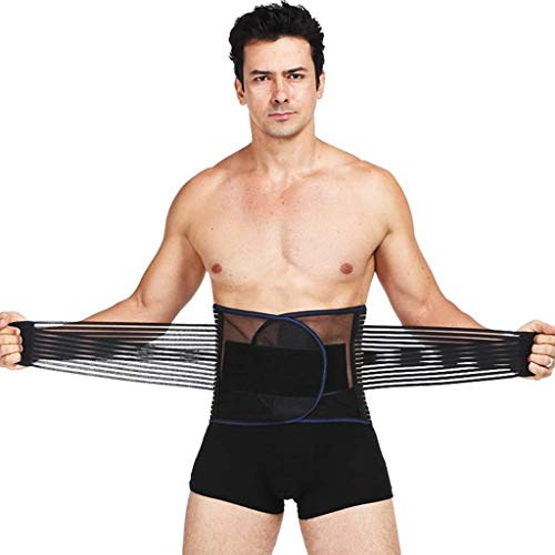 CS-LJ Fitness Gürtel Sommer Bauch Taille Abnehmen Korsett Körperformung Lendengürtel (Size : XXXL) (Korsett Cs)