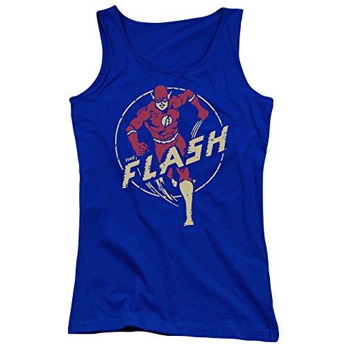 DC - Débardeur de Flash Comics jeunes femmes - Dc Royal