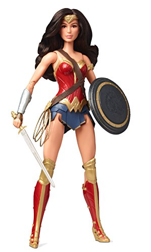 Barbie Mattel DYX57 - Collector Justice League Wonder Woman, Spielzeug