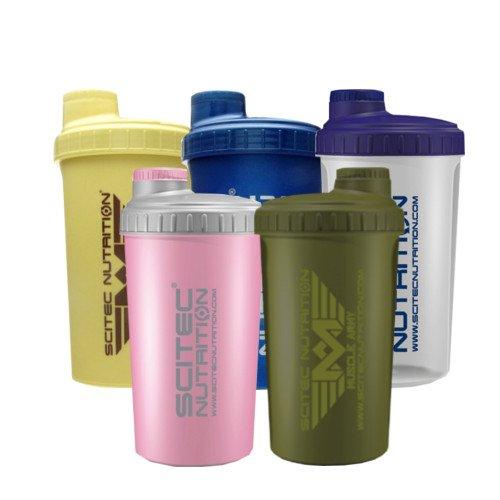 Scitec Nutrition Shaker 5 Stück Box 1 700ml Speziealangebot Die Shaker-box