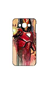 Ironman Painting Designer Mobile Case/Cover For Samsung Galaxy A8
