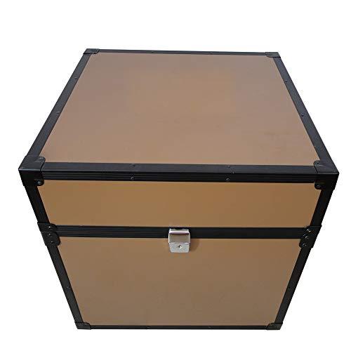 Cases and Enclosures Große Aufbewahrungsbox, im Minecraft-Stil, ideal für Kinderspielzeug, 50 x 50 x 50 cm