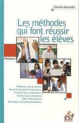 Les méthodes qui font réussir les élèves