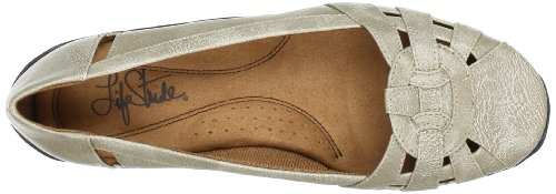 Life Stride DISTRICT #2 B5535S2251, Ballerine donna Beige (Beige (Taupe))