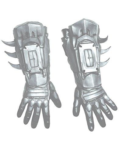 luxe - für Erwachsene (Deluxe Batman Handschuhe)