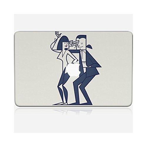 Sticker iPhone 6 et 6S de chez Skinkin - Design original : Shut up and dance par Ale Giorgini Skin MacBook Air 11