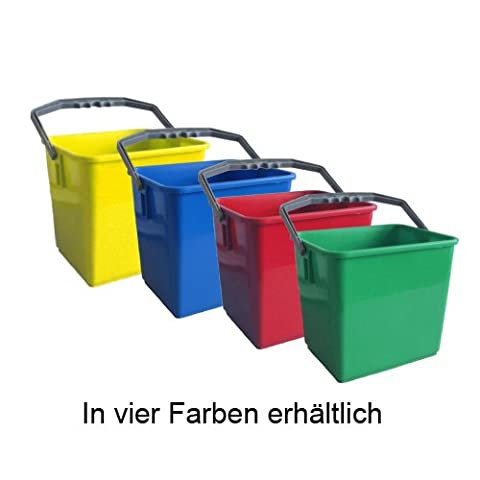 Eimer 5 Liter 4 Farben System, rot