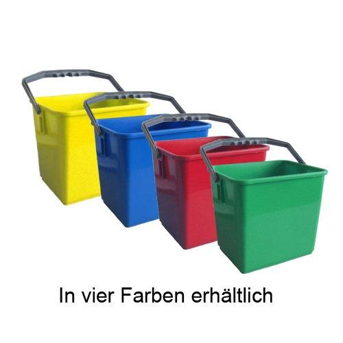 Eimer 5 Liter 4 Farben System, blau (Eimer-system)