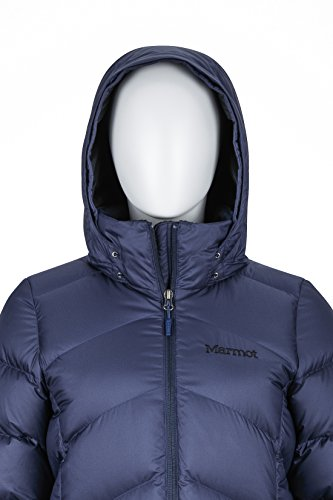 Marmot Damen Wm's Montreaux Coat Daunenmantel , Blau (Midnight Navy), XS - 6