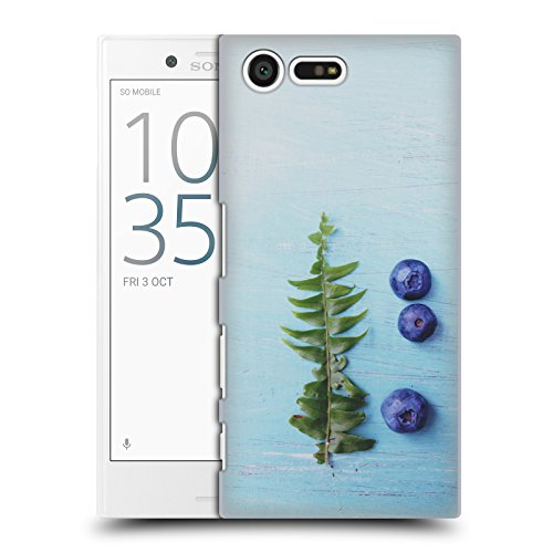 official-olivia-joy-stclaire-fern-and-blueberries-on-the-table-hard-back-case-for-sony-xperia-x-comp