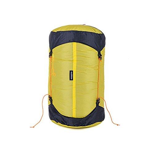 Naturehike Compression Stuff Sack, Schlafsack Pack für Camping Schwimmen Floating