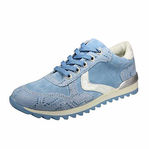 Lurchi 33-15811-22 Joy, Sneaker bambine Hellblau