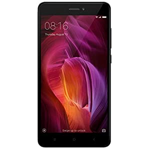 "Xiaomi Redmi Note 4 - Free Smartphone OF 5.5"" (4G, WiFi, Bluetooth, Snapdragon 625 2.0 GHz, 64 GB de ROM Ampliable, 4 GB RAM, camera of 13 MP, MIUI Android, Dual-SIM), Grey [Spanish version]"