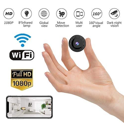 Wireless WiFi Camera HD Night Vision