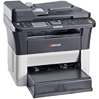 KYOCERA FS-1325MFP Mono Laser Multifunction Printer A4 (4-in-1 DUPLEX Printing, Copying, Scanning, FAX) USB 2.0 (Hi-speed) and network connectivity