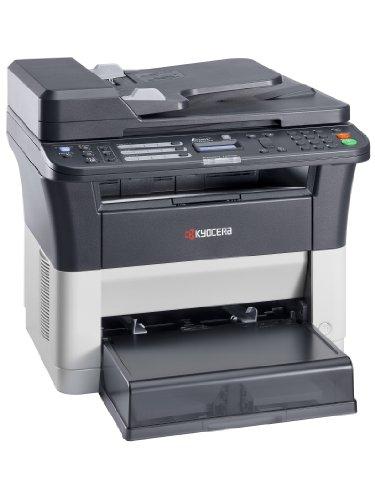 Kyocera Ecosys FS-1325MFP 4-in-1 Laser-Multifunktionsdrucker: Duplex Drucker, SW-Drucker, Kopierer, Scanner, Fax