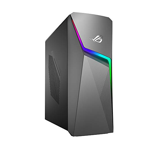 ASUS ROG GL10CS Gaming Tower (NVIDIA GeForce RTX 2060 6GB Graphics, Intel i5-9400, 16GB RAM, 256GB PCI-e SSD + 1TB HDD, Win 10, 500W 80+ PSU) Best Price and Cheapest