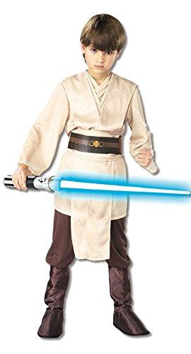 Star wars jedi knight costume bambino , taglia small 3-4 anni