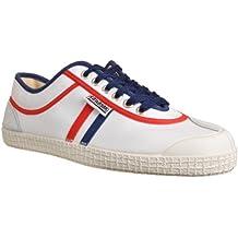 KAWASAKI 23 SPECIAL RETRO 37 WHITE-BLUE-RED. Zapatilla deportiva casual. Hombre