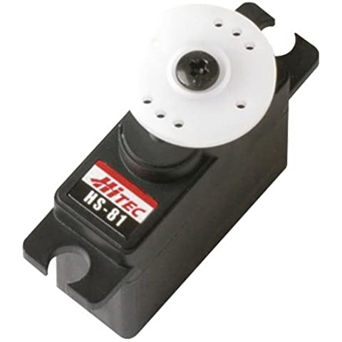 Hitec 31081S HS-81Sub Micro Servo