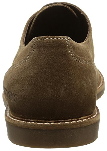 Redskins Wando, Chaussures Lacées Homme Marron (Taupe 1B)