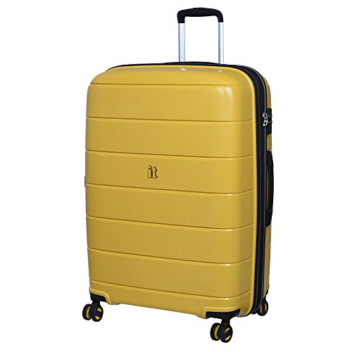 it luggage Asteroid Koffer, 75 cm, 149 liters, Gelb (Cheese Yellow)