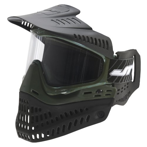 Paintball Maske JT Proflex Spectra Thermal - LE olive/black (Jt Paintball Maske)